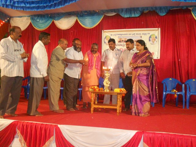 Shivaratri Mahotsava - 2015 Music Program held on 12-02-2015